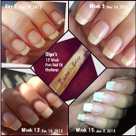 Nail Oil - Olgas 15 Week Challenge with Pure Cuticle and Nail Oil