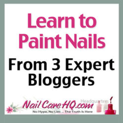 Learn to Paint Nails from Expert Bloggers