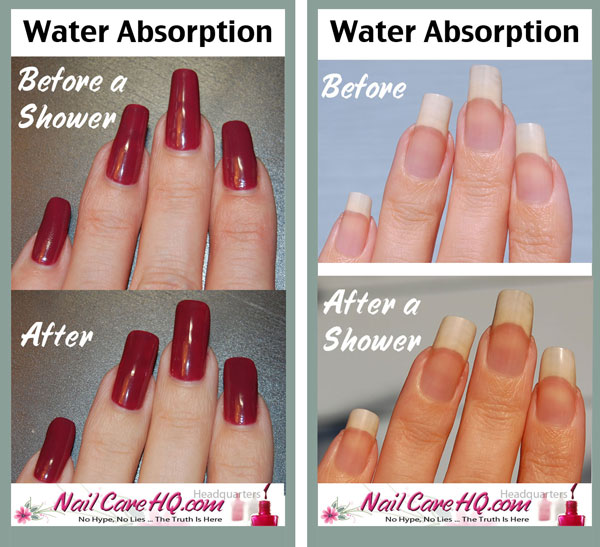 Stop Chipped Nails At Nailcarehq