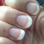 My Nails Made it Through the Airport Kirsten's Pure Nail Oil Challenge