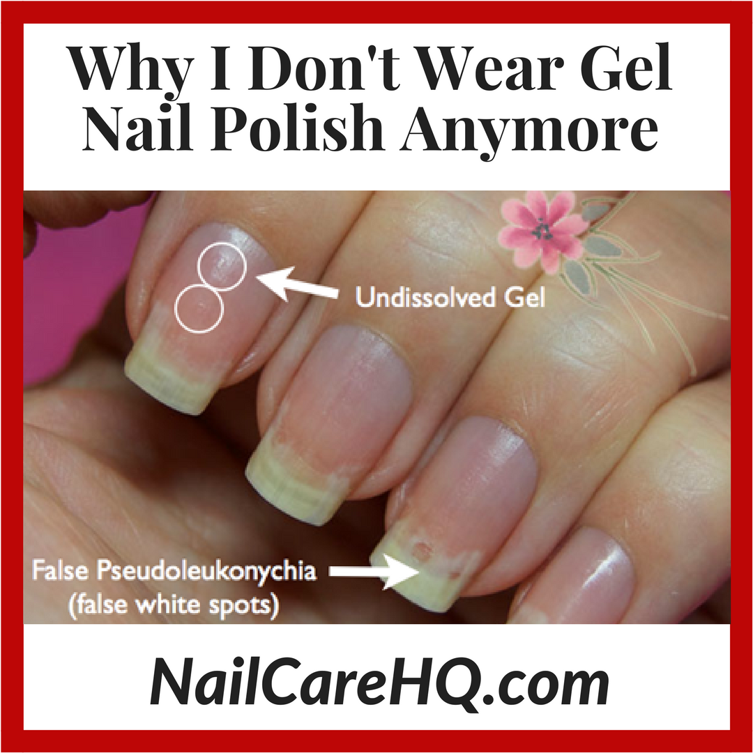 Why I Don\'t Wear Gel Nail Polish Anymore - NailCareHQ.com