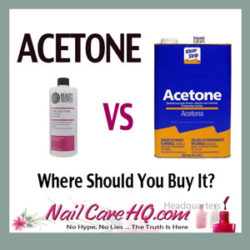 www.nailcarehq.com Where is the best place to purchase acetone?