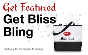 Get Featured Get Bliss Kiss Bling 300