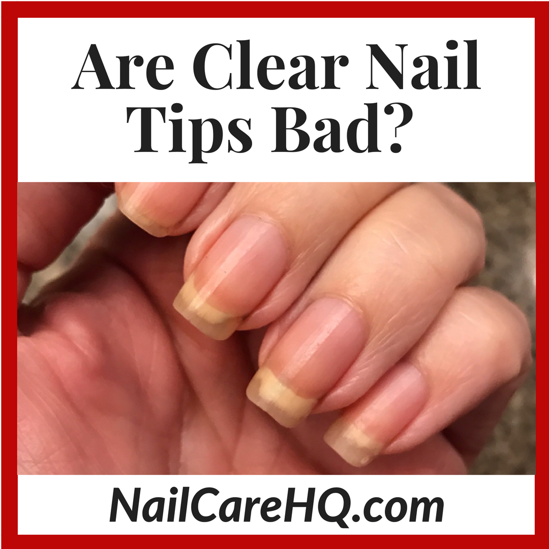 Clear Fingernails & Health Issues - Nail Care HQ