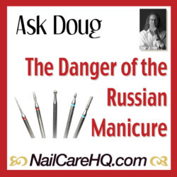 Russian-Manicure Is it dangerous?