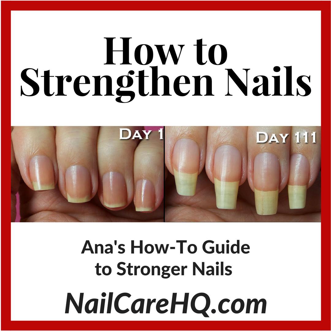 nail strengthener | Nail Care HQ