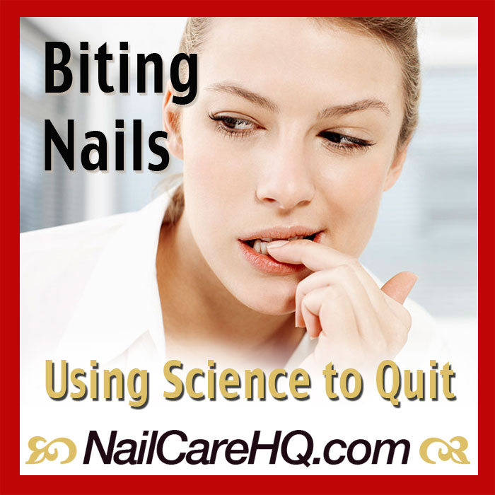 Nail Biting – Using Science To Quit | Nail Care HQ